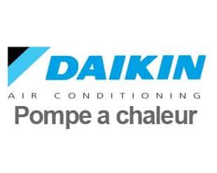 Pompe à chaleur Daikin